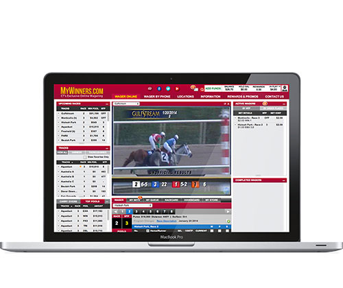 Sportech Venues in Connecticut introduces its MyWinners.com online betting  platform using Sportech's G4 white label digital betting framework.